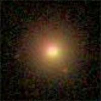 La mia prima galassia, che ho deciso di chiamare Sara