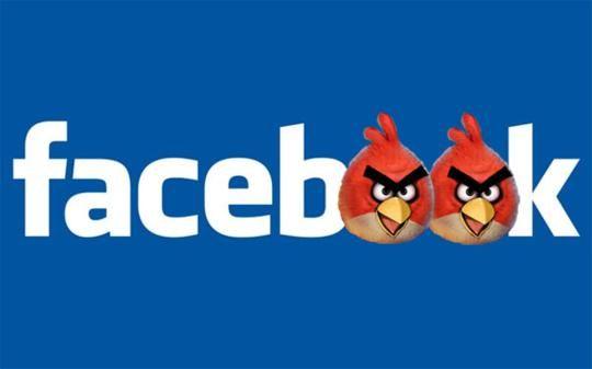 gioco angry birds facebook