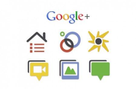 google+ grafica gmail