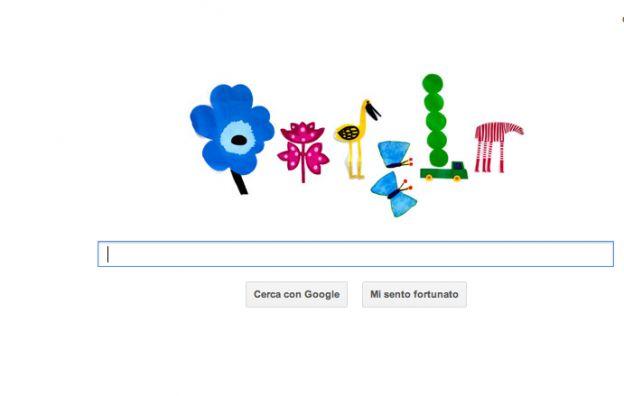 google doodle equinozio primavera
