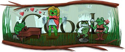 google doodle gioachino rossini