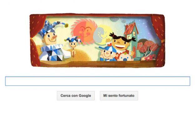 google doodle giornata mondiale infanzia
