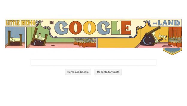google doodle little nemo
