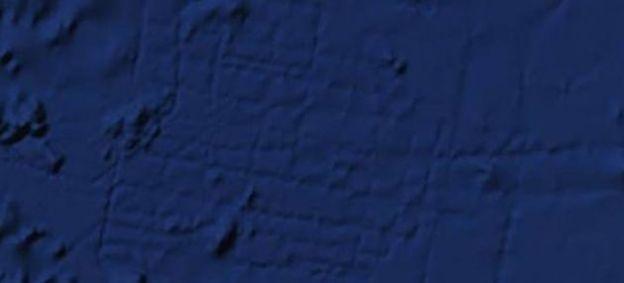 google earth mappa atlantide