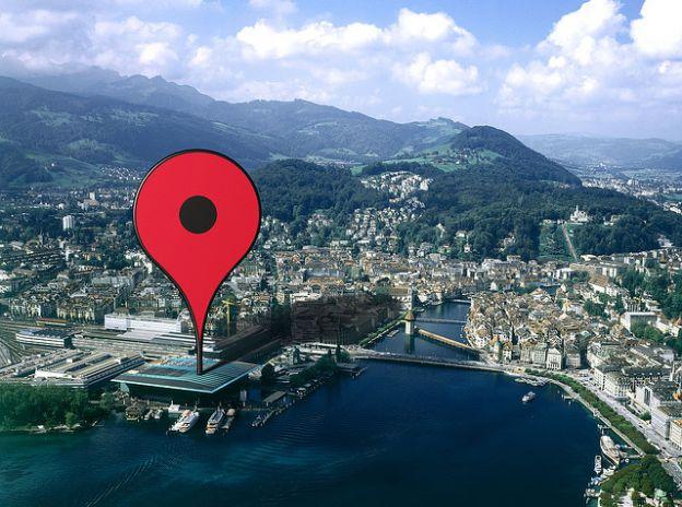 google maps archiviare ricerche