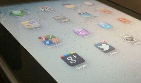 google plus app store ipad