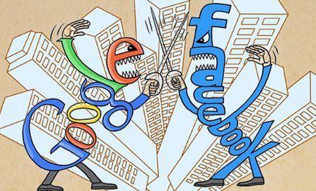 google plus restare facebook