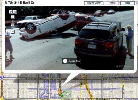 google street view garante
