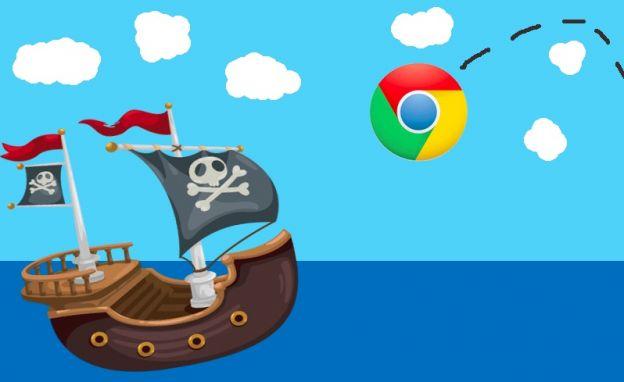 google torrent pirateria