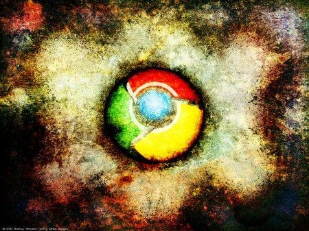 google chrome layout