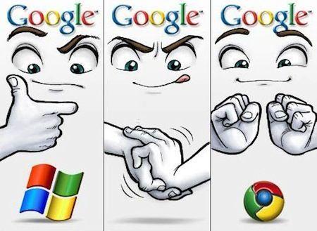 Google Chrome OS ritardato a fine autunno
