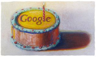 google compleanno