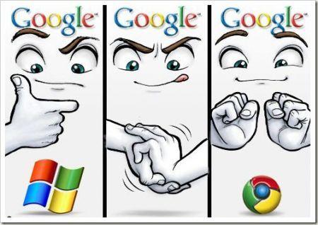 Google Microsoft Partnership
