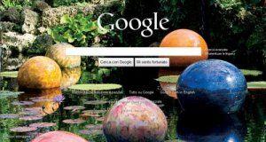 Microsoft Bing su Google