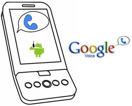 Google voice iphone app store