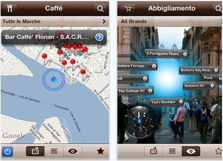 gps iphone trovare punti di interesse mappe