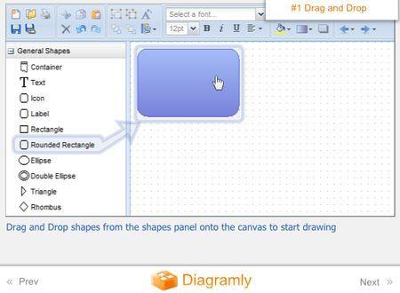 grafici online diagramly