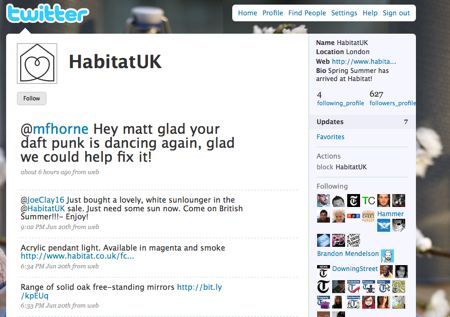 habitat twitter