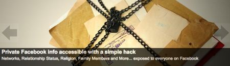 hack di facebook
