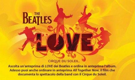 iTunes beatles love