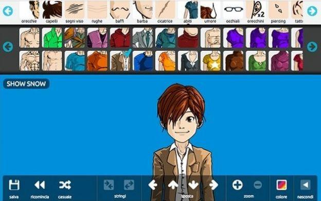 immagini facebook avatar manga mangatar