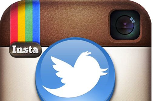 instagram facebook twitter