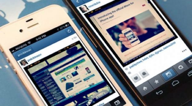 instagram android iphone confronto