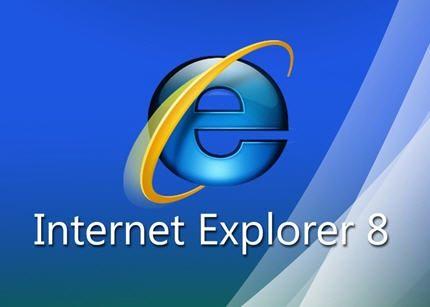 Internet Explorer 8 malware