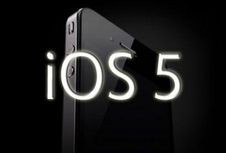 ios 5 iphone 3g