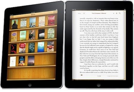 Arrivano l'App Store per iPad e l'iBook Store anche in Italia