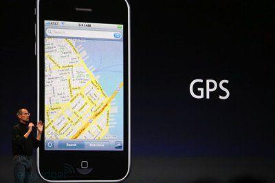iPhone GPS furto