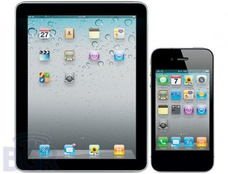 iphone5 ipad2
