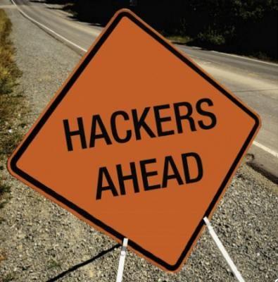 hackers ahead