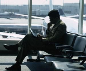 laptop airport
