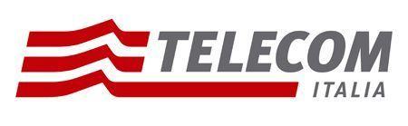 Logo Telecom Italia