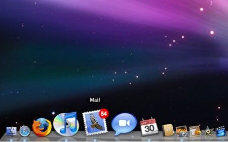 mac os x rocket dock