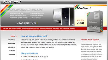 macguard non esiste