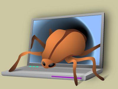 malware insetto