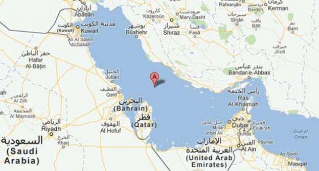mappe google golfo persico