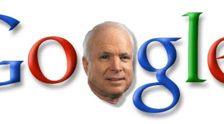 McCain-google
