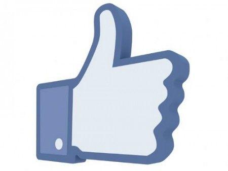 mi piace facebook condividi