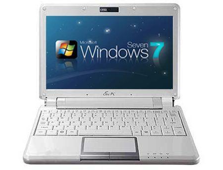 Netbook con Windows 7