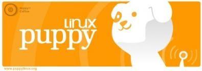 Puppy Linux banner