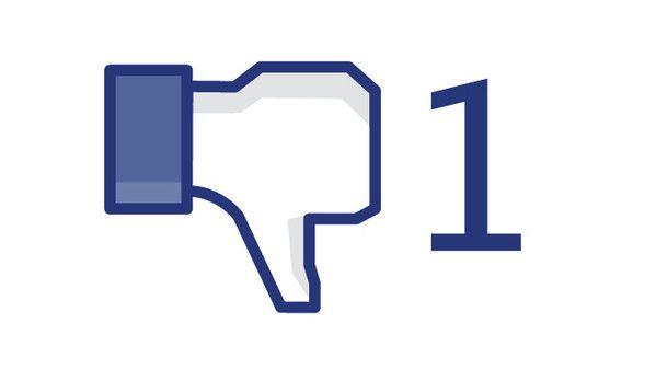 non mi piace facebook