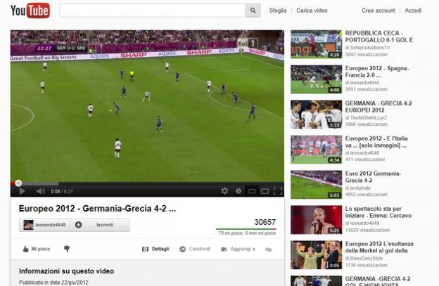 nuovo youtube grafica