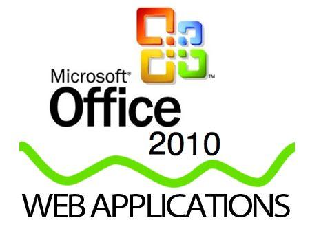 office 2010 web apps