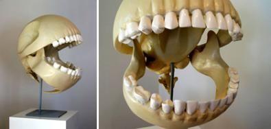 scheletro pacman