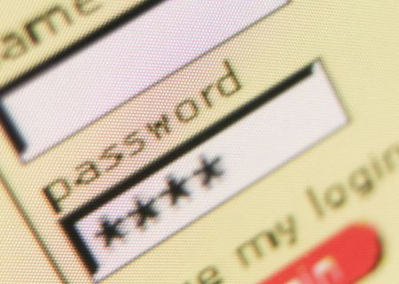 password oscurata
