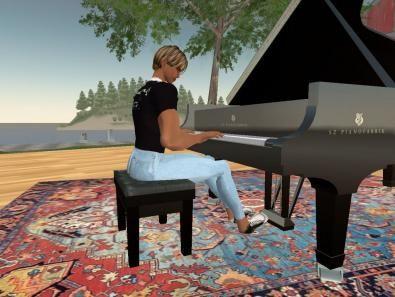 concerto su second life