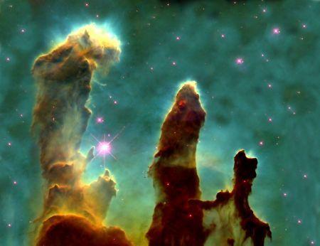 i pilastri della creazione